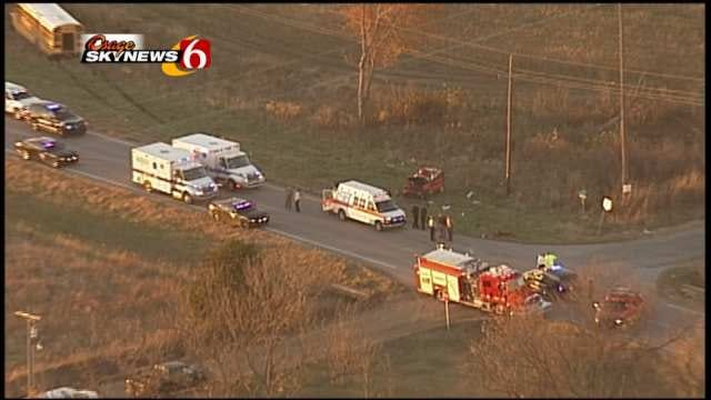 Teen Driver In Crash With Adair School Bus Released From Hospital