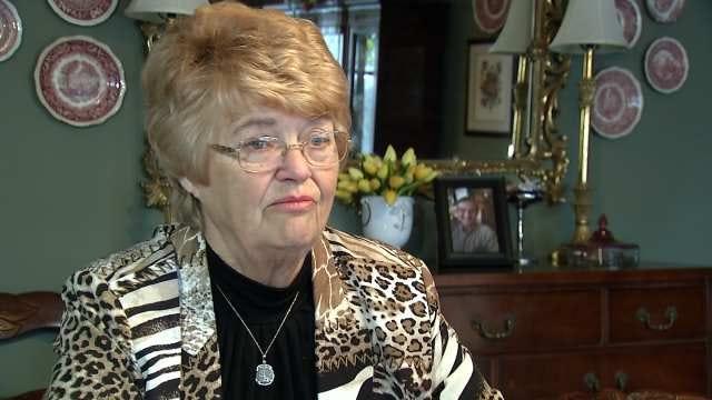 Tulsa Widow Says Purse Snatchers Stole Husband's Wedding Ring
