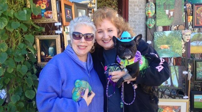 Annual Tulsa Art Faire Benefits Rescue Animal Group
