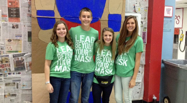 Bixby High School Hosts State Student Council Convention