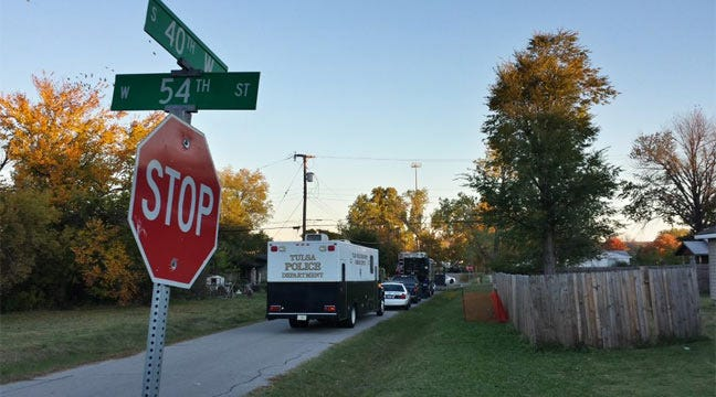Police Search For Escaped Suspect After West Tulsa Standoff