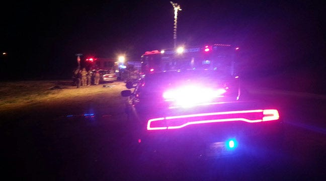 OHP: One Dead, Two Injured In Crash Near Claremore