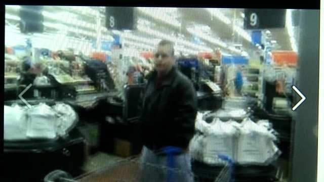 Woman Says She Caught Man Exposing Himself In Tulsa Walmart