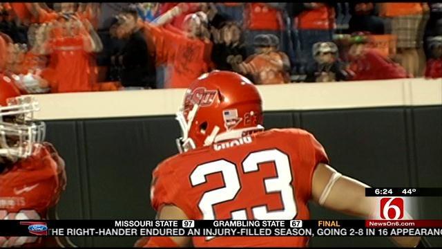 Cowboy Spotlight: Safety Zach Craig