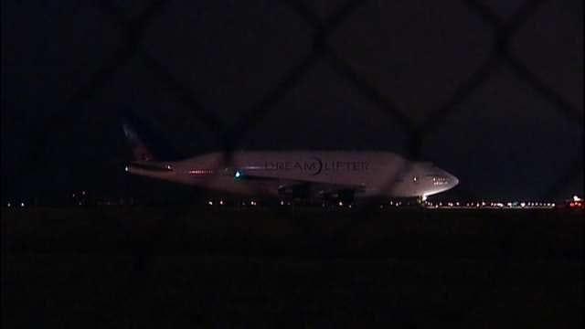 Huge Boeing Cargo Jet Lands At Wrong Wichita Airport