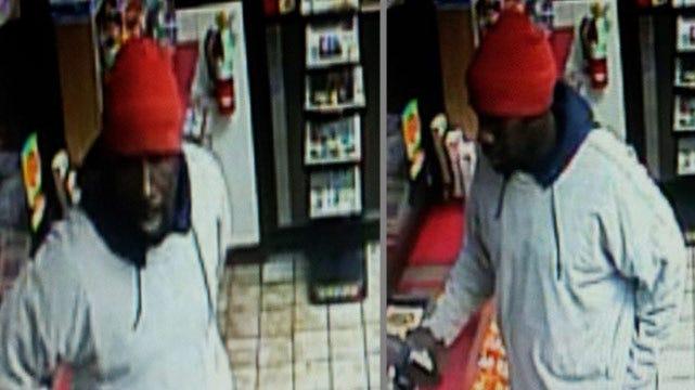 Overnight Robbery Of Tulsa Phillips 66 Store Caught On Tape