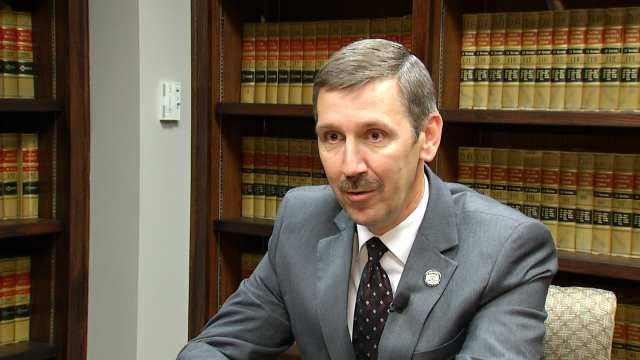 Steve Kunzweiler Announces Candidacy For Tulsa County District Attorney