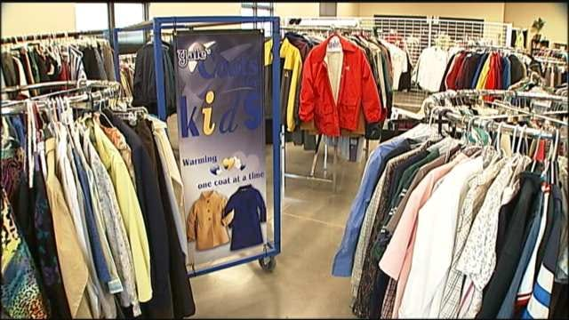 Trav's Coats For Kids Needs Donations To Keep Kids Warm