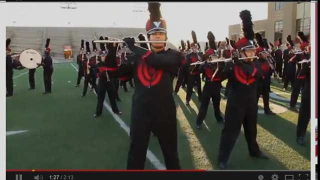 Union High School Band To March In Macy's Thanksgiving Day Parade