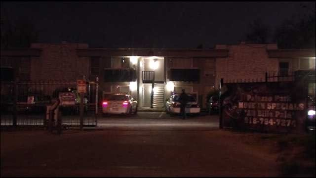 Police: Man Cut With Knife During Fight At Tulsa Apartment