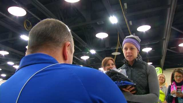 Runners Prepare For Chilly Route 66 Marathon