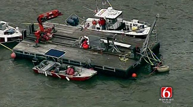 OHP Identifies Men Killed When SUV Plunged Into Grand Lake