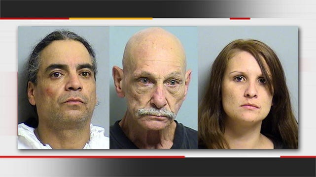 3 Charged In Connection With Tulsa Murder, Kidnapping