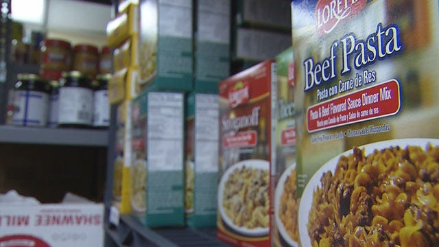 Kaiser Family Foundation To Match New Food Bank Donations