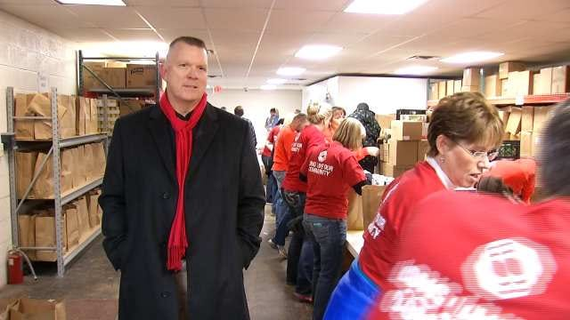 Tulsa's John 3:16 Mission In Need Of Turkeys For Thanksgiving Giveaways