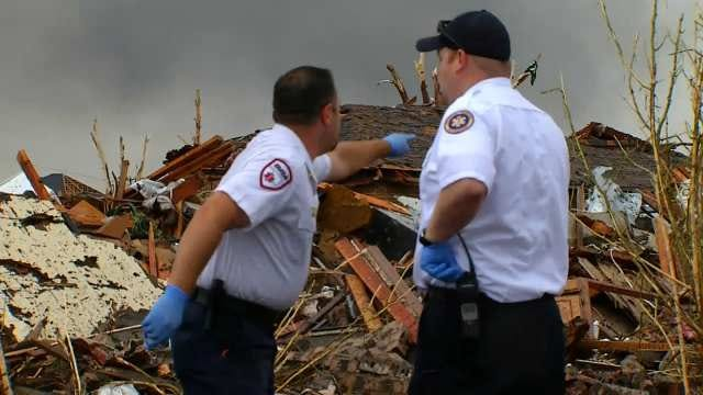Geo-Tagging Being Used To Help Rescuers Find Families In Wake Of Disaster