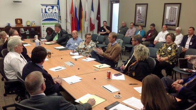 New Trash Task Force Discusses Tulsa's Green Waste Program