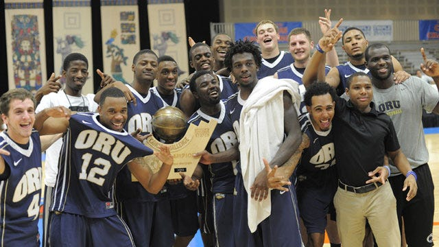 Oral Roberts Captures Mayan Division Title At Cancun Challenge