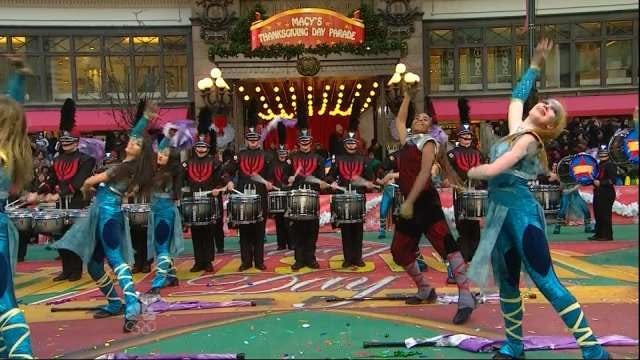 Oklahoma Well-Represented In Macy's Thanksgiving Day Parade