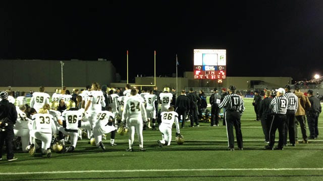 Broken Arrow Star Receiver Leaves 6A Semifinal In Ambulance