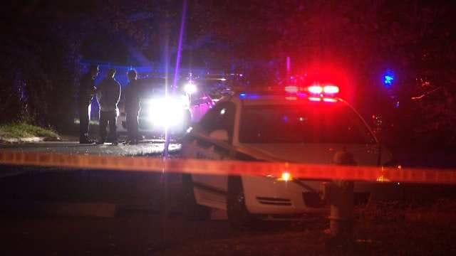 Man Hit Twice in North Tulsa Shootout