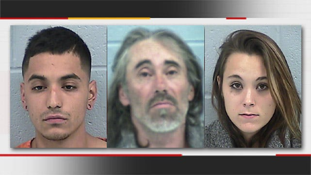 Three Arrested, One Shot In Reported Rogers County Sasquatch Hunt