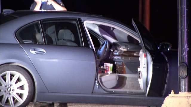 Tulsa Police Arrest Man With Cash And Cocaine
