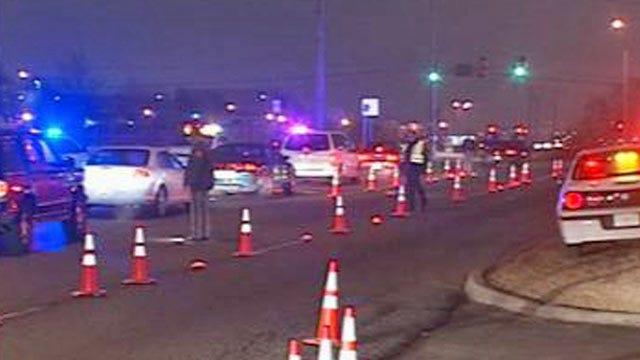Tulsa Police To Conduct DUI Checkpoint Overnight