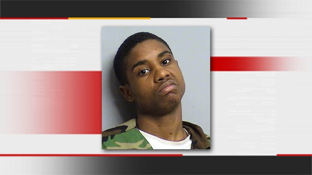 18-Year-Old Tulsa Man Charged With Kidnapping, Robbery, Rape
