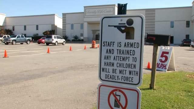 Arkansas Schools Train Teachers, Staff To Be Armed Guards
