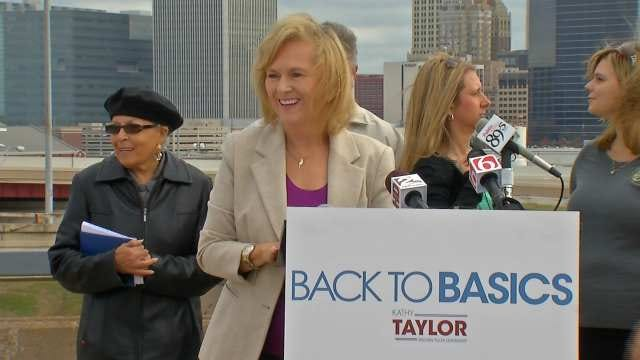 Bartlett Blasts Taylor Campaign For Hiring Tracker To Follow Him