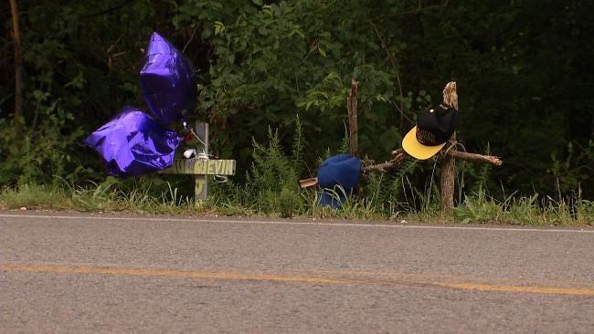 Arrest Warrant Issued For Driver In Crash That Killed 2 Tahlequah Teens