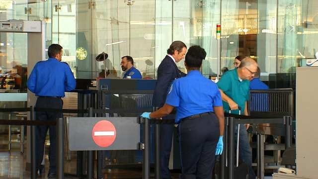 Budget Cuts Lead To Change In Security At Tulsa International Airport