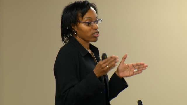 Deputy Superintendent Lays Out Vision For Tulsa Public Schools