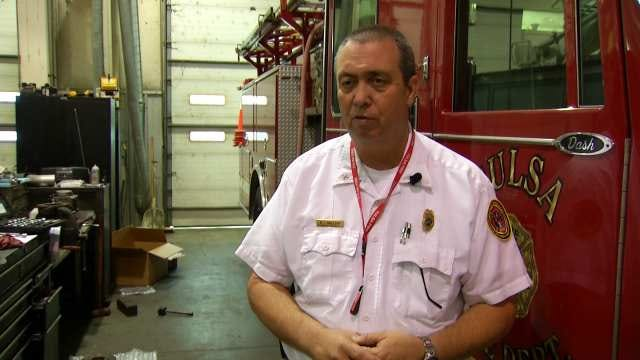 'Improve Our Tulsa' Contains Upgrades For Police, Fire Departments