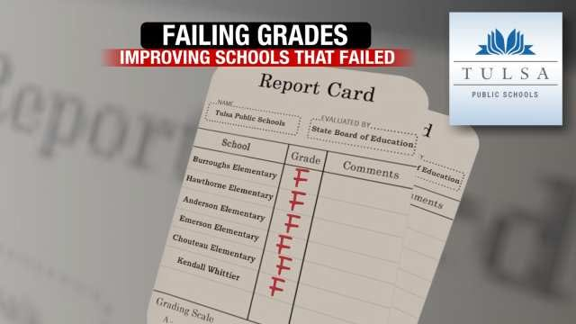 Kendall-Whittier Elementary Parents Surprised At 'F' Report Card