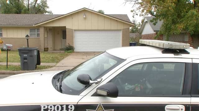 Police: Tulsa Homeowner Shot During Burglary Attempt