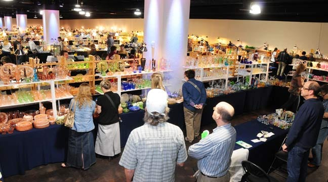 Tulsa Antique Glass And Pottery Show This Weekend