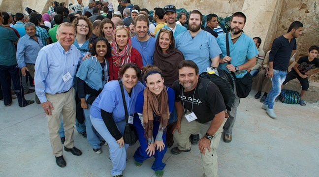 Tulsa Doctors Return Home After Trip To Iraq To Help Syrian War Refugees