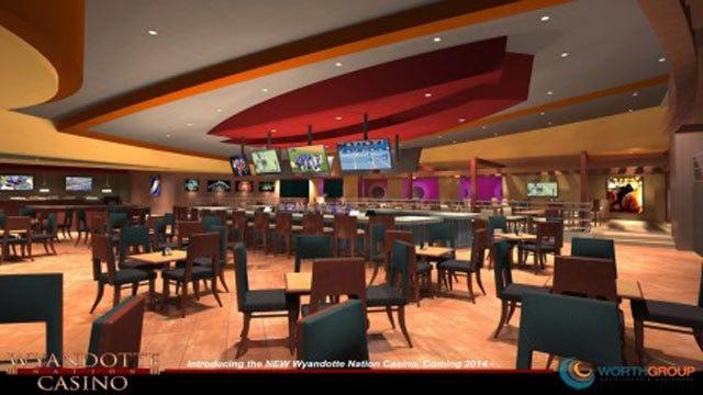 Wyandotte Nation Breaks Ground On Casino Expansion