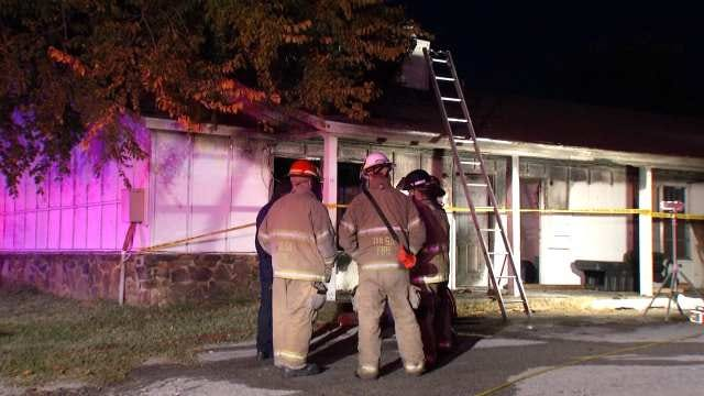 Police Identify Victim Of Fatal Fire, Tulsa's 56th Murder Of 2013