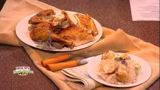Spatchcocked Turkey