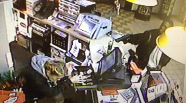 Tulsa Police Need Help Identifying Armed Robbery Suspect