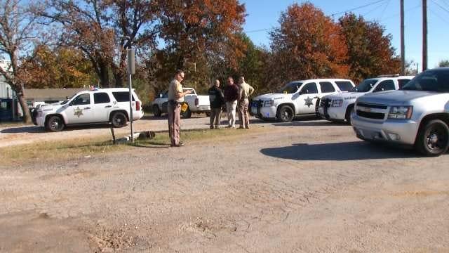 Deputies: Man Shot In Dispute With Fellow Sand Springs Business Owner