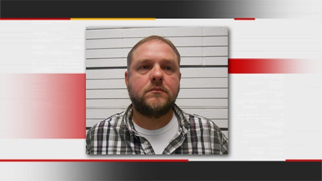Former Creek County Sheriff's Office Investigator Charged With Embezzlement