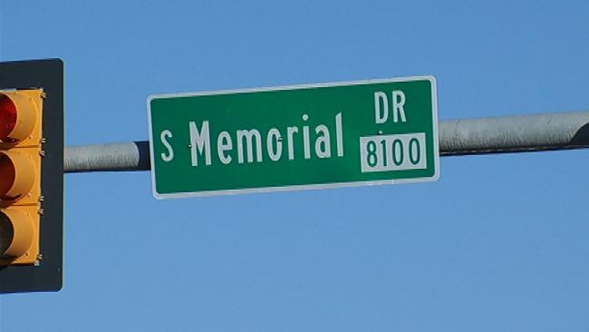 Tulsa Police Crack Down On Memorial Drive Red-Light Violators