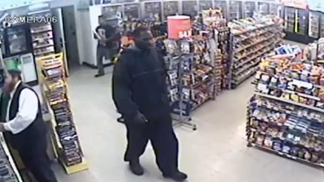 Tulsa Police Looking For Armed Man Who Robbed Convenience Store