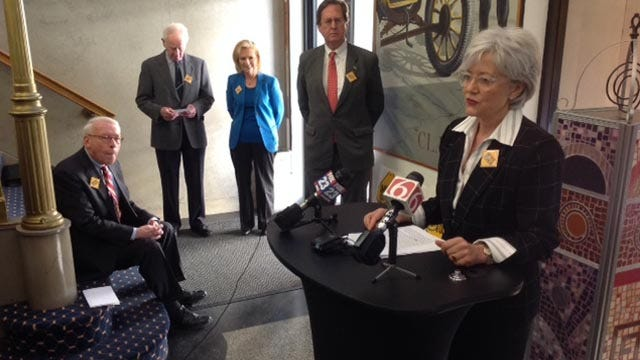Candidates, Former Mayors Endorse 'Improve Our Tulsa'