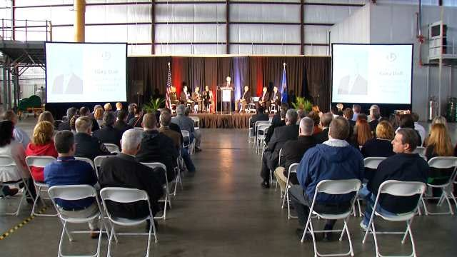 L-3 Aeromet Moves Into New Space At Tulsa International Airport