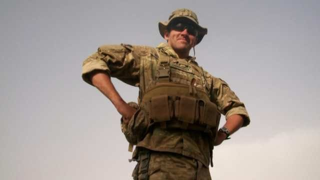 Oklahoma Soldier's Widow On Mission To Be The Voice Of Fallen Heroes